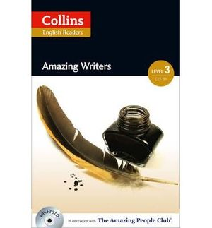 AMAZING WRITERS (LEVEL 3)