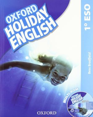 (12) 1º ESO HOLIDAY ENGLISH STUDENT PACK ESP 2ED