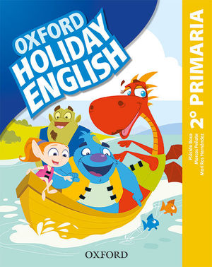 EP 2 - HOLIDAY ENGLISH (3 ED)