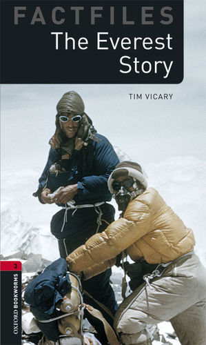 OXFORD BOOKWORMS 3. THE EVEREST STORY MP3 PACK