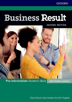 BUSINESS RESULT PRE-INTERMEDIATE. STUDENT'S BOOK WITH ONLINE PRACTICE 2ND EDITIO
