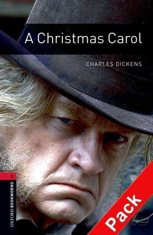 OXFORD BOOKWORMSL 3 CHRISTMAS  CAROL CD PACK ED 08