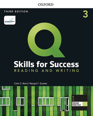 Q SKILLS FOR SUCCESS (3RD EDITION). READING & WRITING 3. STUDENT'S BOOK PACK