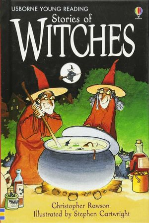 STORIES OF WITCHES . USBORNE YOUNG READING