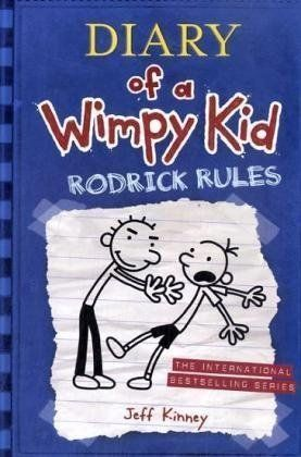 DIARY OF A WIMPY KID #2: RODRICK RULES