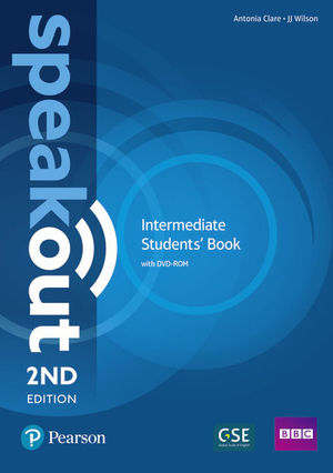 SPEAKOUT INTERMEDIATE. STUDENT+DVD  2ªED.