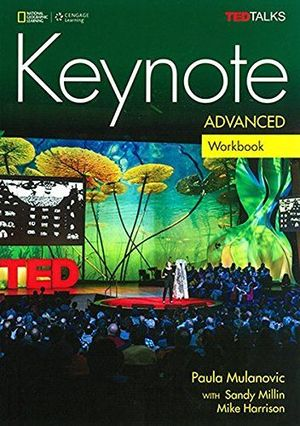 KEYNOTE ADVANCED EJER + WB AUDIO CD