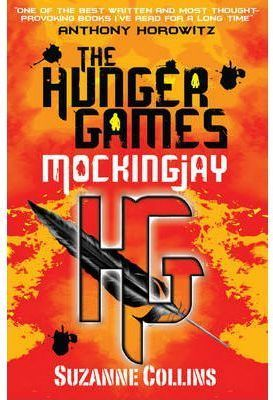 MOCKINGJAY. THE HUNGER GAMES 3