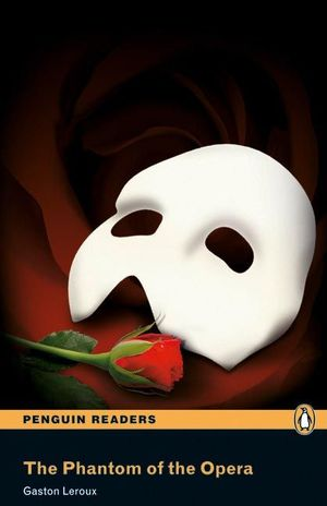 THE PHANTOM OF THE OPERA PENGUIN READERS 5: BOOK AND MP3 PACK