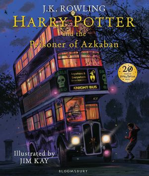 H P 3: THE PRISONER OF AZKABAN: ILLUSTRATED EDITION