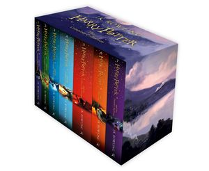 HARRY POTTER 1-7 BOX SET