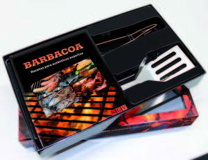 BARBACOA (SET DE REGALO)