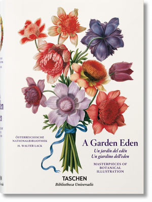 A GARDEN EDEN:MASTERPIECES OF BOTANICAL ILLUSTRATION