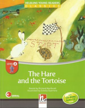 HYR (A) THE HARE & THE TORTOISE + CD