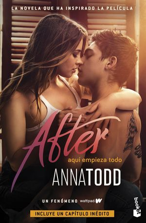 AFTER 1 (ED. PELÍCULA)