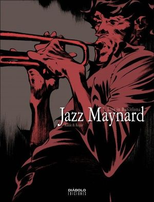 JAZZ MAYNARD 07 LIVE IN BARCELONA