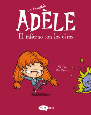 LA TERRIBLE ADELE VOL.2