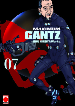 GANTZ MAXIMUM 07