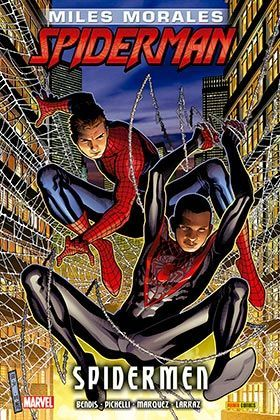 ULTIMATE INTEGRAL. MILES MORALES SPIDERMAN 02. SPIDERMEN