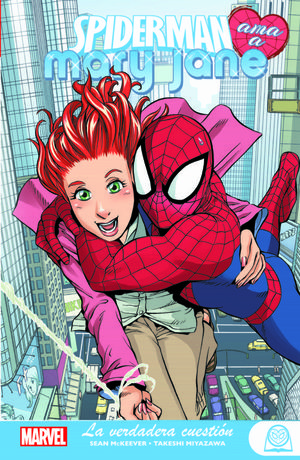 SPIDERMAN AMA A MARY JANE 01