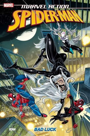 MARVEL ACTION. SPIDERMAN 03: MALA SUERTE