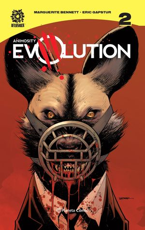 ANIMOSITY EVOLUTION Nº 02/02