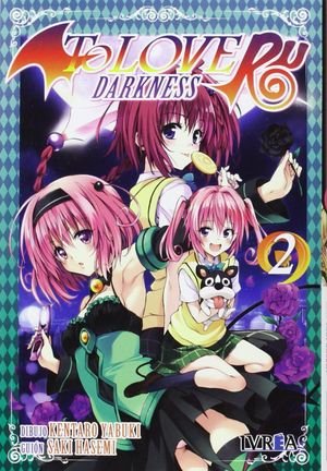 TO LOVE RU DARKNESS 02