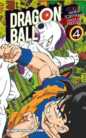 DRAGON BALL COLOR FREEZER Nº4