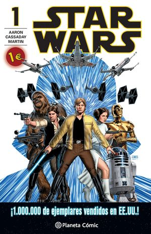 STAR WARS Nº01