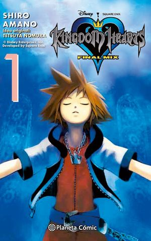 KINGDOM HEARTS FINAL MIX Nº01