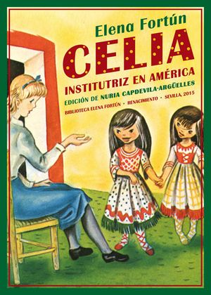 CELIA INSTITUTRIZ EN AM�RICA