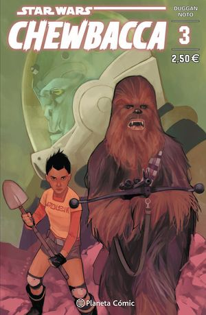 STAR WARS: CHEWBACCA 03
