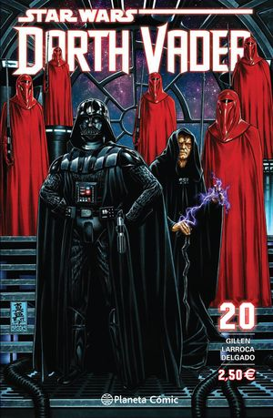 STAR WARS DARTH VADER Nº 20/25