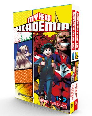 MY HERO ACADEMIA 1+2 PACK LIMITADO