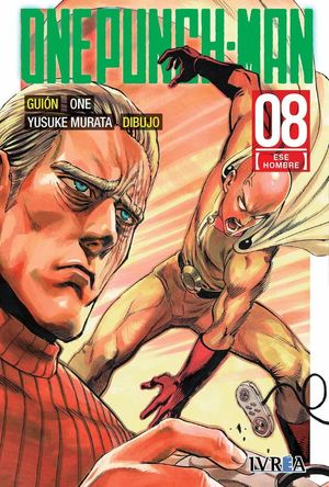 ONE PUNCH-MAN #8
