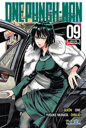 ONE PUNCH-MAN #9