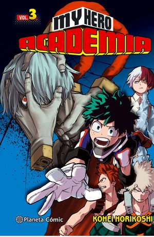 MY HERO ACADEMIA Nº 03
