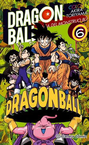 DRAGON BALL COLOR BU Nº 06