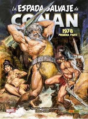 LA ESPADA SALVAJE DE CONAN 04. LA ETAPA MARVEL ORIGINAL  (LIMITED EDITION)