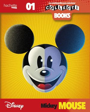 COLLECTI BOOKS - MICKEY MOUSE