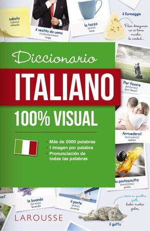 DICCIONARIO DE ITALIANO 100% VISUAL