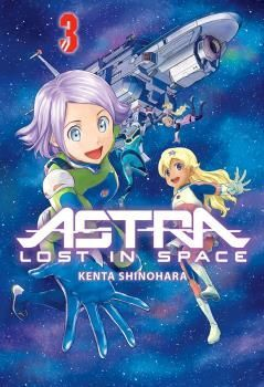 ASTRA LOST IN SPACE N 03