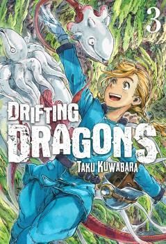 DRIFTING DRAGONS N 03