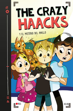 THE CRAZY HAACKS Y EL MISTERIO DEL ANILLO VOL. 2