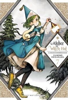 ATELIER OF WITCH HAT VOL 7 EDICION NORMAL