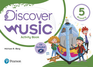DISCOVER MUSIC 5 ACTIVITY BOOK PACK