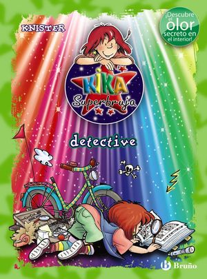 KIKA SUPERBRUJA, DETECTIVE (ED. COLOR)