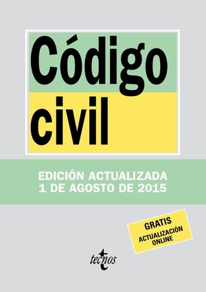 CÓDIGO CIVIL (2015)