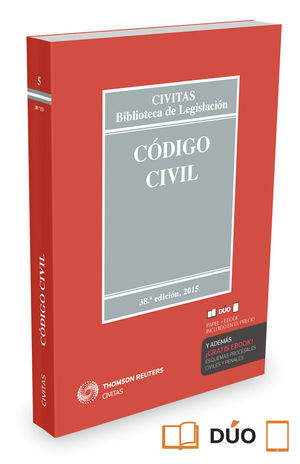CODIGO CIVIL (DUO)