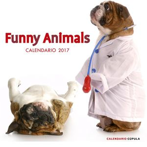 CALENDARIO FUNNY ANIMALS 2017